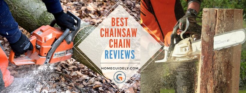 10 Best Chainsaw Chain Reviews for Hardwood & Cutting Firewood