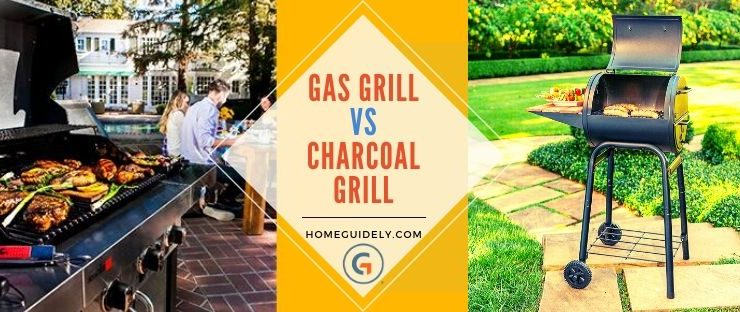 gas grill vs charcoal grill